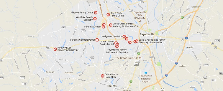 24 hour dentist fayetteville nc options