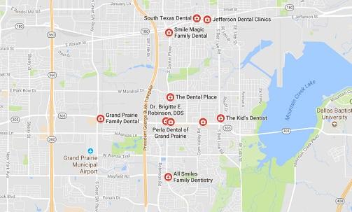 24 hour dentist grand prairie options