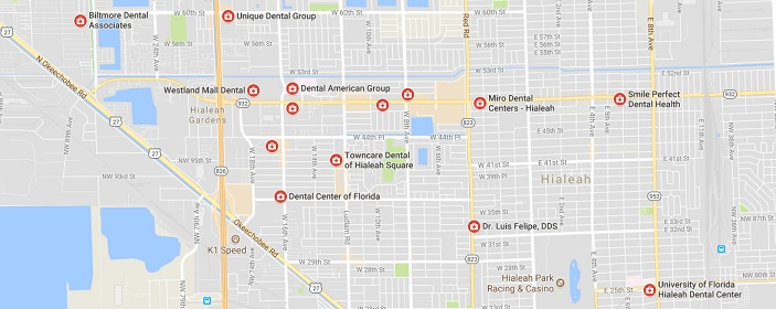 24 hour dentist hialeah options