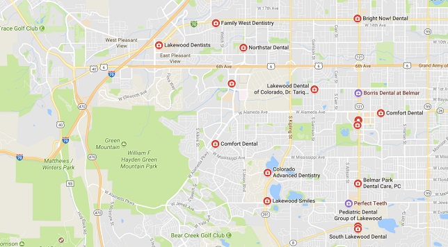 24 hour dentist lakewood co options