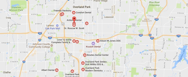 24 hour dentist overland park options