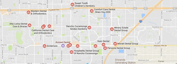 24 hour dentist rancho cucamonga options