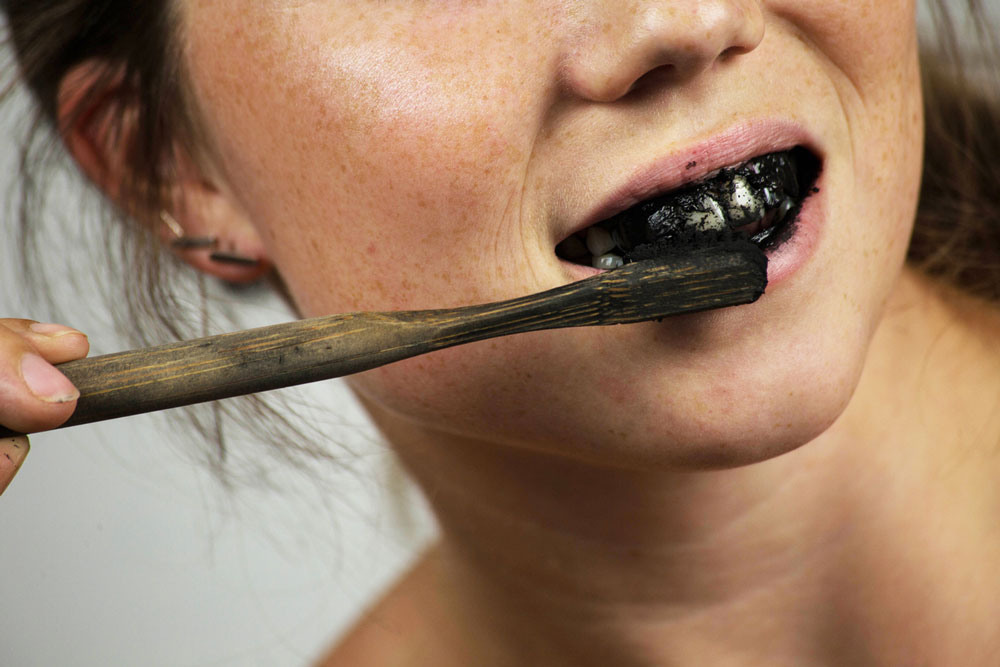 Side Effects of Charcoal Toothpaste