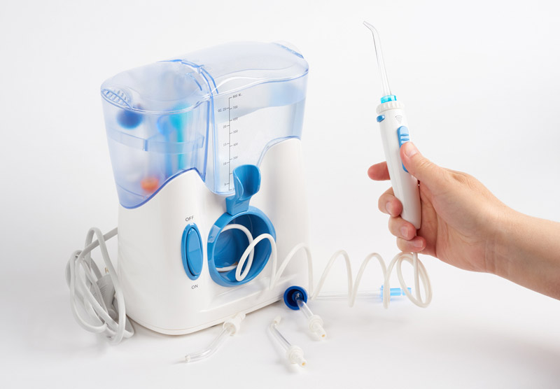A Quick Way to Clean a Waterpik in Under 5 Minutes