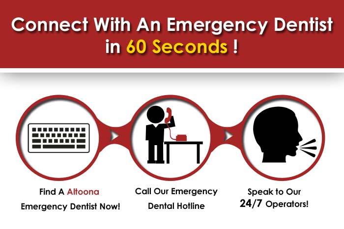 Emergency dentist Altoona PA