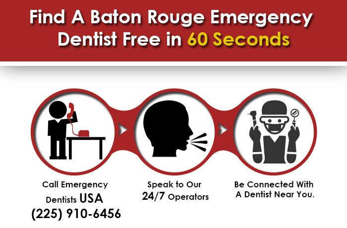 emergency dental Baton Rouge