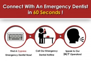 Emergency dentist Cypress CA
