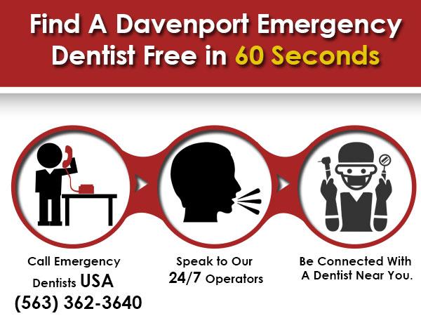 emergency dental Davenport