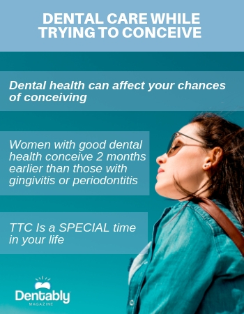 Dental Care While Trying to Conceive