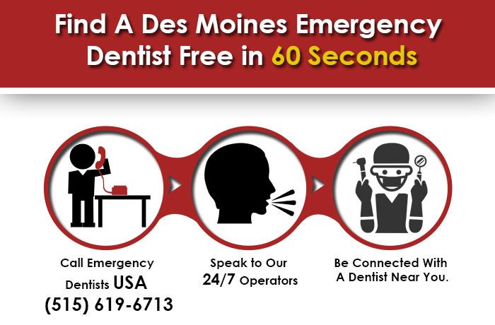 emergency dental Des Moines