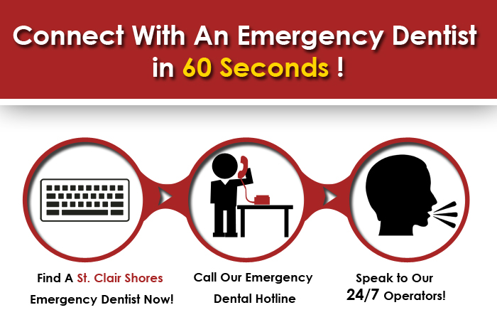 emergency dental St. Clair Shores MI