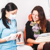 Emergency Dentist Female