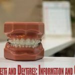 False Teeth and Dentures