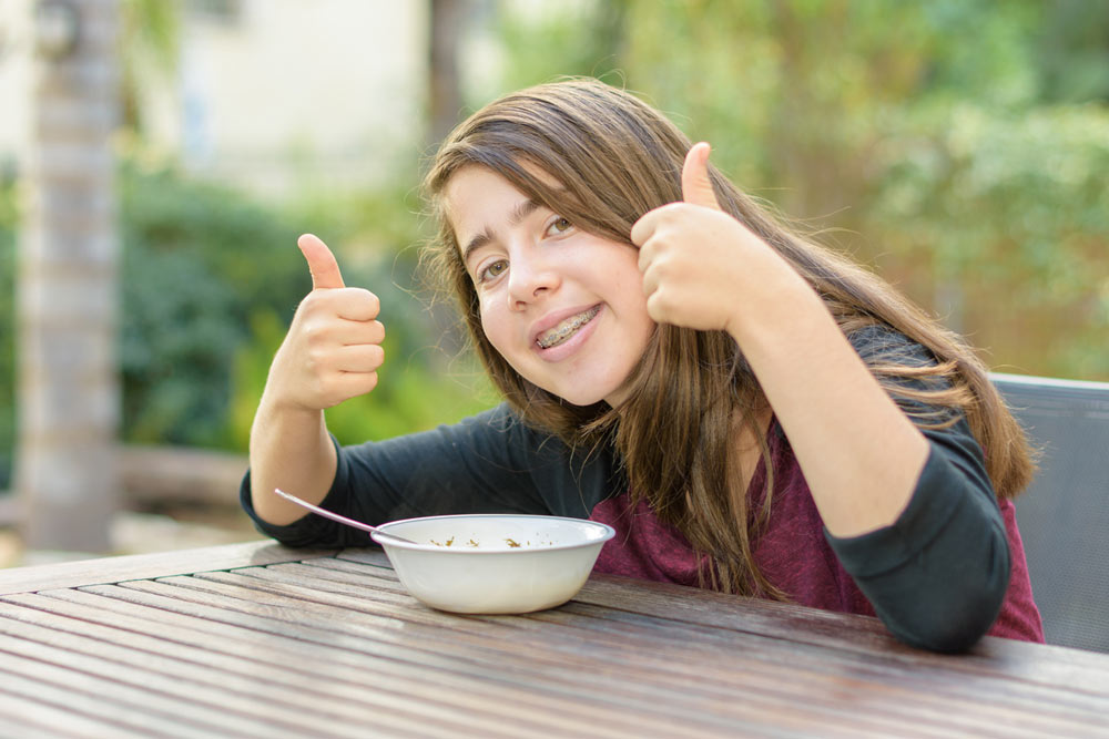 What Foods Are Ok To Eat With Braces