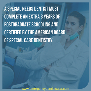 How can I find a special needs dentist near me 1
