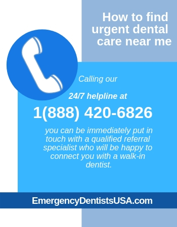 How to find urgent dental care near me