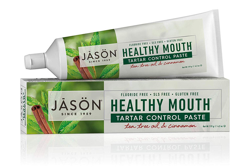 JASON Healthy Mouth Tarter Control Toothpaste
