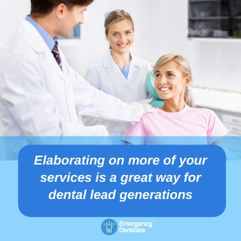Lead Gen for Dentists