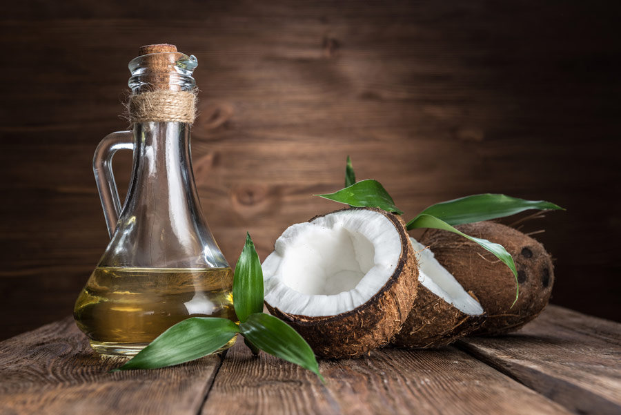 Oil Pulling Benefits Coconut Oil Teeth Whitening