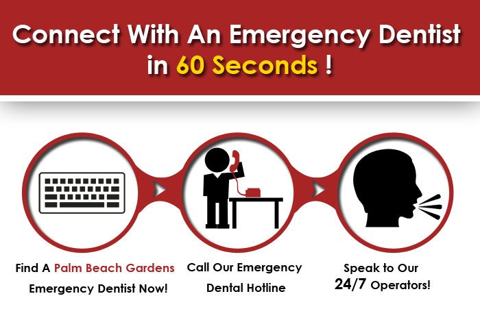 emergency dentist Palm Beach Gardens FL