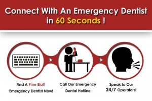 Emergency dentist Pine Bluff AR