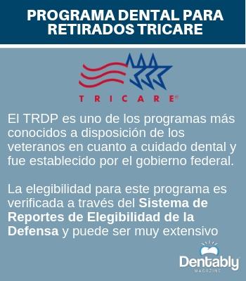 Programa Dental para Retirados TRICARE