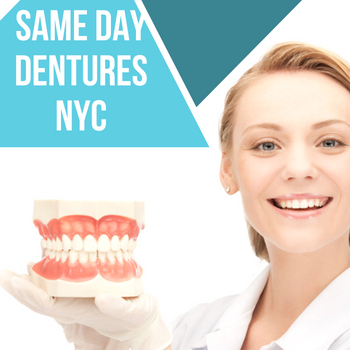 Same Day Dentures New york city