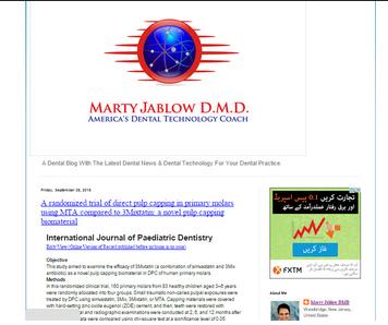 Martin Jablow DMD, America's Dental Technology Coach