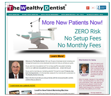 The Wealthy Dentist