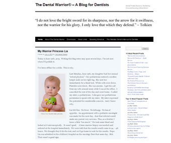 The Dental Warrior®