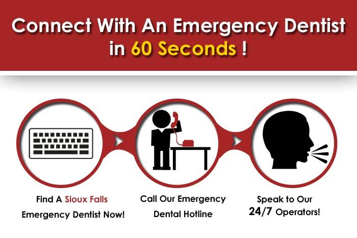 Emergency dentist Sioux Falls SD