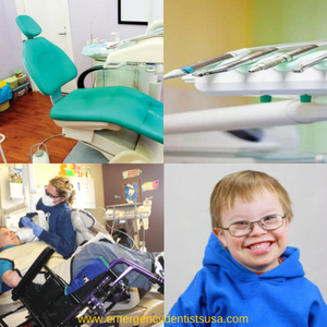 Special needs dentist equipment