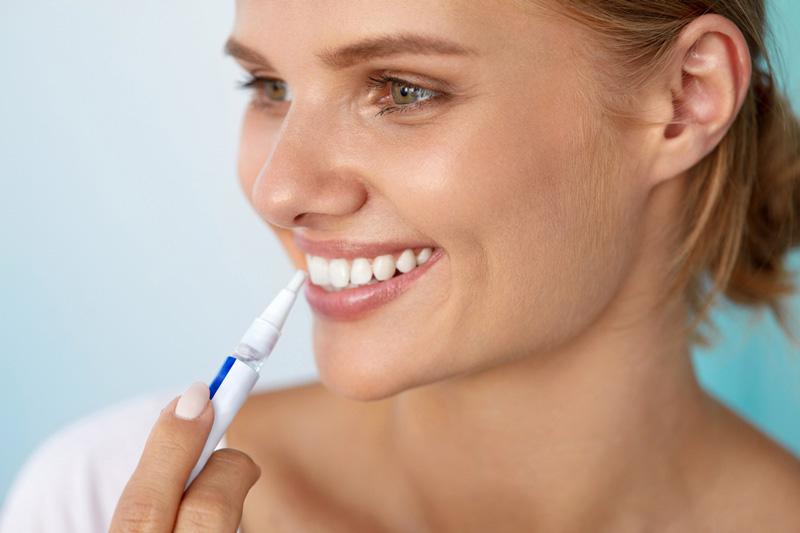 Teeth Whitening Paint