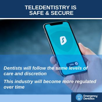 Teledentistry Safety