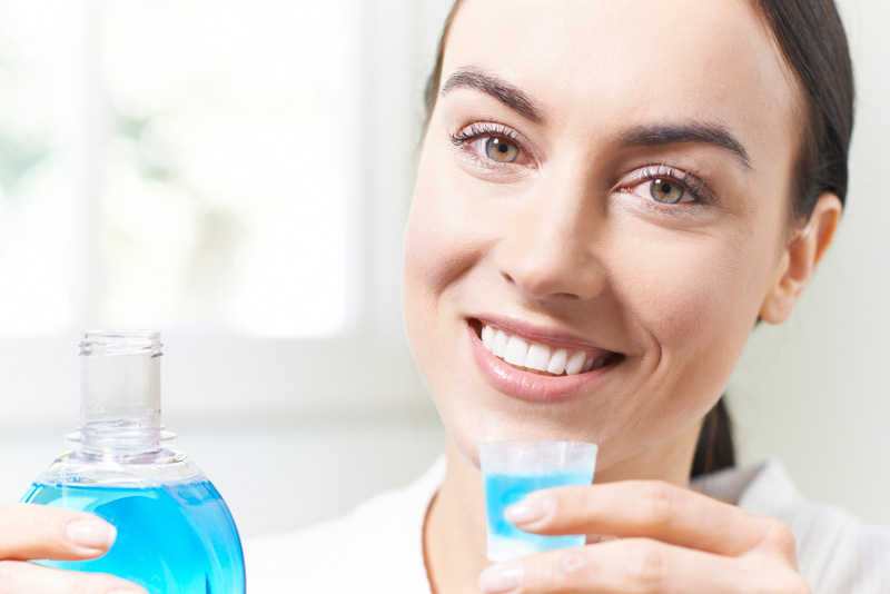 The Best Mouthwash for Mouth Sores
