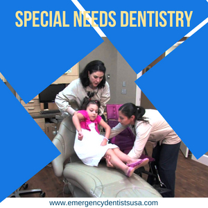 What is special needs dentistry_