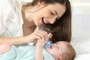 Will Your Baby Develop Pacifier Teeth
