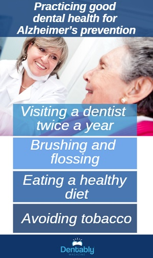 alzheimer's and gum disease