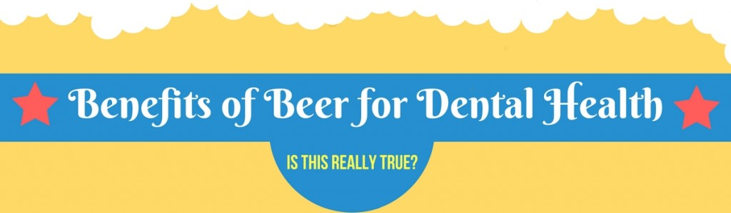 beer for dental health