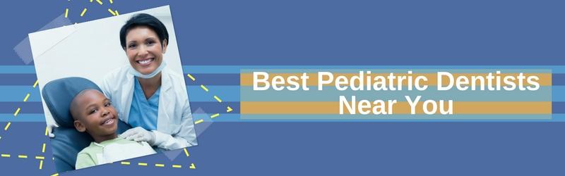 best pediatric dentists near you header