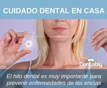 cuidado dental en casa embarazo