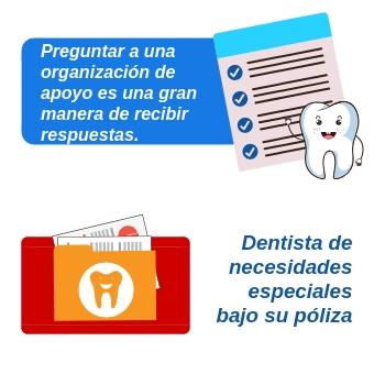 cuidado dental y autismo