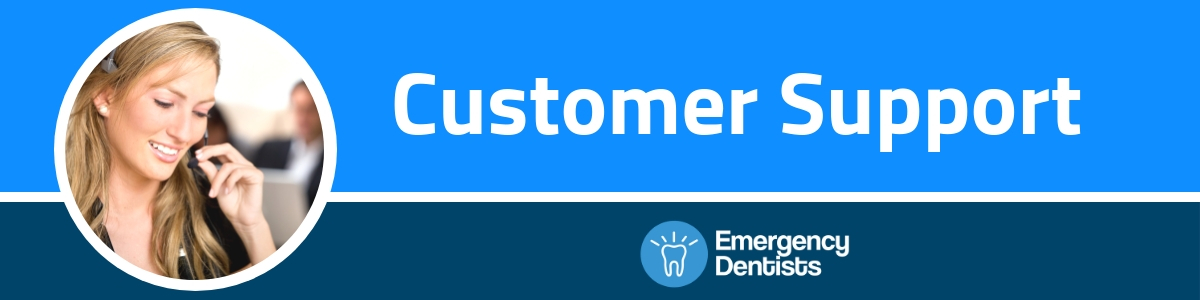customer support page edusa
