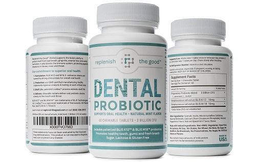 dental probiotic image