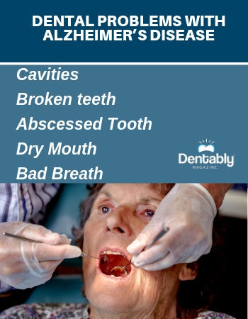 dental problems with alzheimer disease