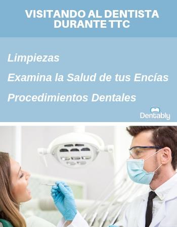 dentista en el embarazo