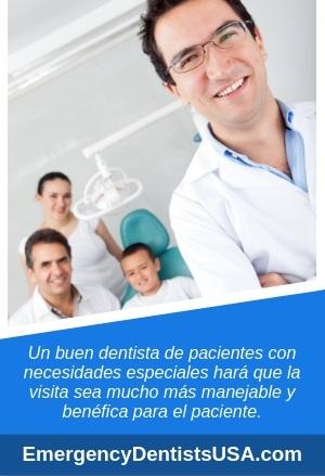 dentista necesidades especiales