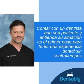 dentista para pacientes con sindrome de down