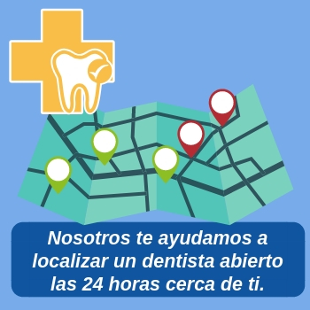 dentistas abierto 24 horas