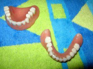 dentures made
